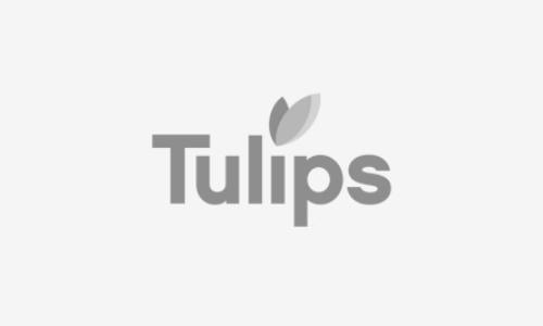 tulips market logo